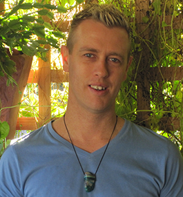Adam Barralet author