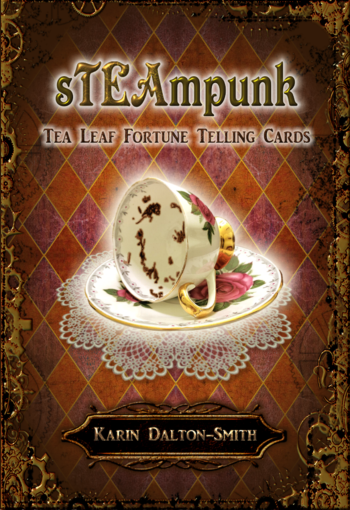 The sTEAmpunk Tea Leaf Fortune Telling Cards